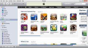 We're new and noteworthy on iTunes!