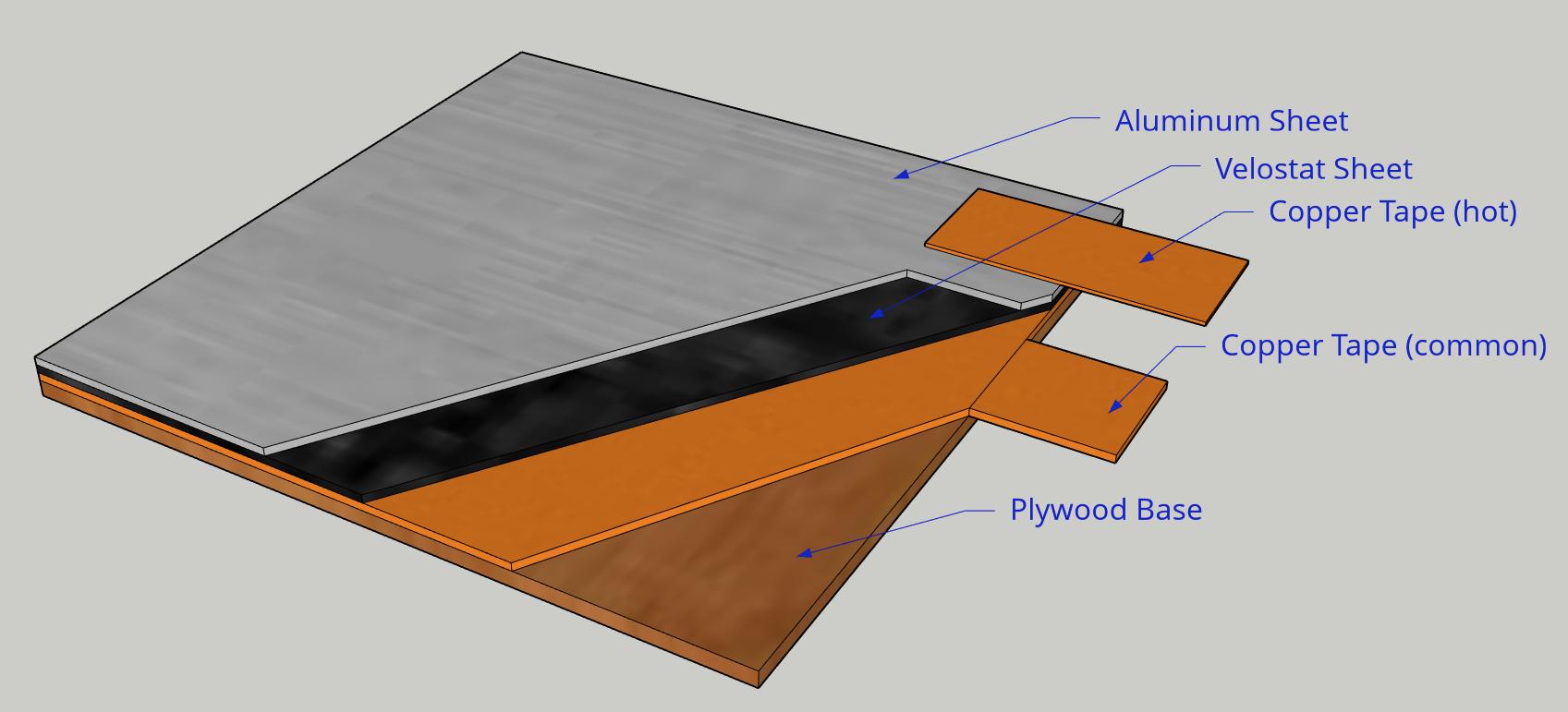 DF sensor cutaway